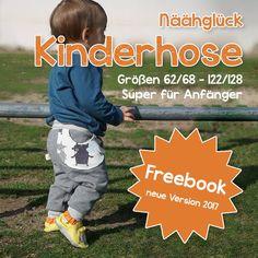 Kinderhose FreeBook Näähglück