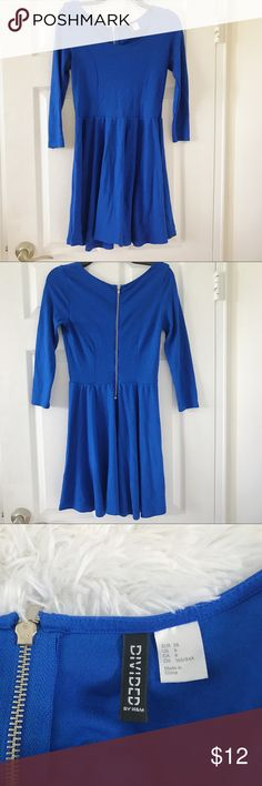 H&M 3/4 Sleeve Dress H&M 3/4 Sleeve Dress  Size: 6 H&M Dresses Midi