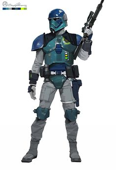 Extended Universe character from the SW comics in the 90s.  Jodo Kast wore mandalorian armor and was a bounty hunter that impersonated Fett until the real Fett caught up with him