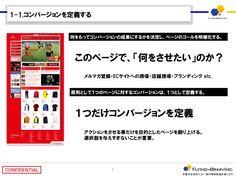 Webコンテンツ虎の巻(ランディングページ設計) by flying-brain via slideshare
