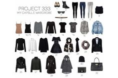 Vestite durante 3 meses sólo con 33 prendas y accesorios  Otra fanática que asumió el desafío, bloguera de Light by Coco.         Foto:Gentileza www.lightbycoco.com