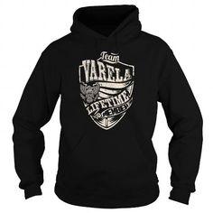 Cool Last Name, Surname Tshirts - Team VARELA Lifetime Member Eagle Shirts & Tees