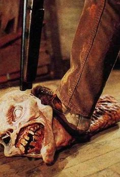 Evil dead 2, movie, horror, Sam Raimi, awesome