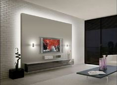 15 Stunning TV Panel Designs to Delight You