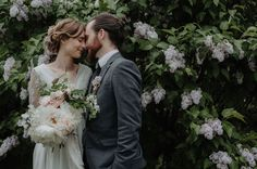 Adorable newlyweds, Erin + Mike, recently hosted the dreamiest, vintage-inspired wedding atbeautifulShelburne FarminBurlington, Vermont – and we're pretty sure their day is the perfect way for us to wrap up the week on the loveliestnote! Erin is a floral designer, operating the amazing studio,Nectar and Root,and therefore DIY'd all of the day's event design +...