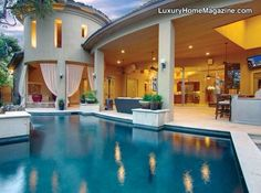 "That would be so awesome :o <3 when my parents would come to see my new house they would be like ""oh woow"" xD"