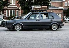 Volkswagen Golf Mk2, Vw Mk1, Golf 4, Automotive Industry, Cars And Motorcycles, Old School, Dream Cars, Diesel, Mustang