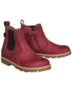 3bec4c269ed501 Schmale ( ) Kinderschuhe · Chelsea-Boots ELAIA gefüttert in bordeaux von  froddo® ✓ Kurze Lieferzeit ✓ Jetzt bei