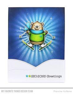 Ski-sons Greetings