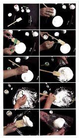 Pasta Flexible Lulu Mendoza: Receta para hacer pasta flexible /porcelana fría /pasta francesa