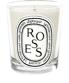 Roses Diptyque Candle from Liberty London - Chelsea Flower Show Inspiration