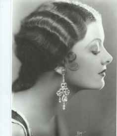 VINTAGE ORIGINAL AUTREY PHOTO, MRYNA LOY, MOMA MUSEUM OF MODERN ART COLLECTION