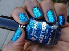 @jordana Blue Bash Specialty Nail Polish.