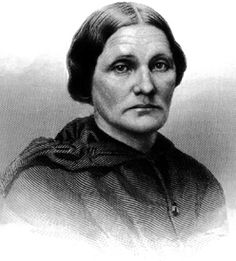 Mary Ann Bickerdyke. Originally sent by the citizens of Galesburg IL to deliver medical supplies, she stayed.  When Grant's army moved down the Mississippi River, Bickerdyke went too, becoming the Chief of Nursing and setting up hospitals where they were needed. She was adamant about cleanliness, dedicated to improving the level of care, and unafraid of stepping on male toes.