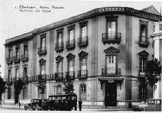 CÓRDOBA POR SIEMPRE: A vueltas con el Hotel Regina