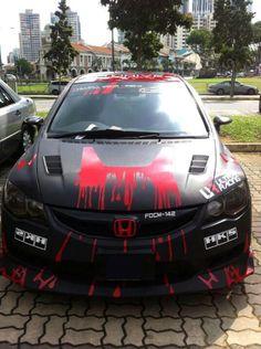 Bloody Civic FD