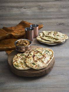 Thermomix | Peshwari naan | Flavours of India | Cookbook & recipe chip |