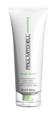 Straight Works, gel idratante per capelli ribelli e molto ricci