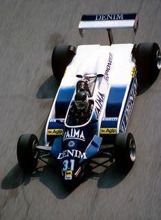 GP da Itália / Jean-Pierre Jarier / Osella FA1C / Ford