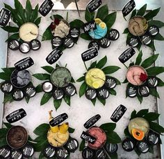 Obsessed with all lush, but especially their masks.