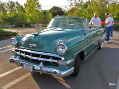 1954 Chevy BelAir conv