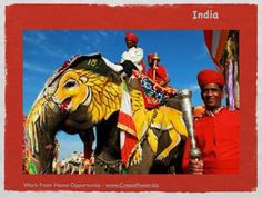 Beautiful, exotic and luxurious holiday destinations. - India