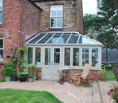 uPVC Conservatories Cheshire | Crystal Living