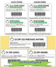 Sweet Tomatoes Coupons Ends of Coupon Promo Codes MAY 2020 ! Sweet Tomatoes is a family-friendly, health-focused restaurant that offe. Free Printable Coupons, Free Coupons, Print Coupons, Great Clips Coupons, Best Buy Coupons, Golden Corral Coupons, Grocery Coupons, Mcdonalds Coupons, Home Depot Coupons