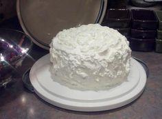 Sour Cream Coconut Cake Recipe 6 | Just A Pinch Recipes