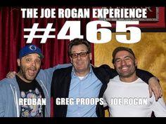 Joe Rogan Experience #465 - Greg Proops