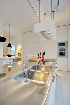 a great kitchen!