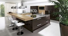 Materiales para cocinas (II): Lacados, los más versátiles  - Cocinas con estilo