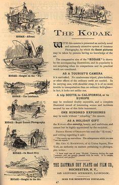 Kodak – The Kodak (1888 ☮k☮