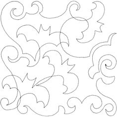 Continuous Line Halloween #embroidery collection of 35 #Halloween #quilting…