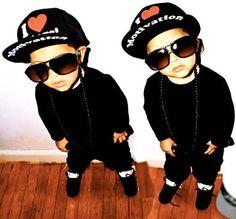 Swag kid loos cute
