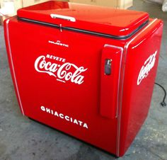 Ghiacciaia CocaCola