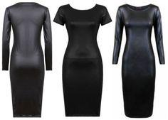 wet look bodycon dresses| sizes 16-26!  pastel goth nu goth health goth punk goth plus size fashion fachin dress midi dress under20 under30 plus ebay