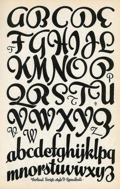 Lettering Fonts Alphabet                                                                                                                                                      Más