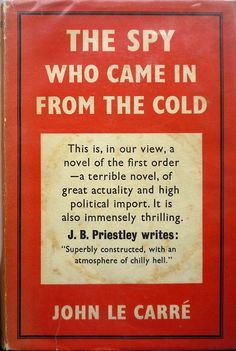 the spy who came in from the cold john le carre