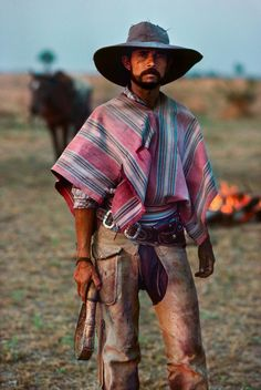 Latin America, Specifically South America :: Gauchos -=- Photography by World Famous Steve McCurry