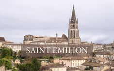 You will not regret spending a day in Saint Emilion. It's probably the most charming village you will get to see! Plus it is a UNESCO World heritage site. St Emilion, World Heritage Sites, Road Trips, Bordeaux, Medieval, Saints, Around The Worlds, France, Day