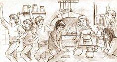 weasley fan art - Google Search