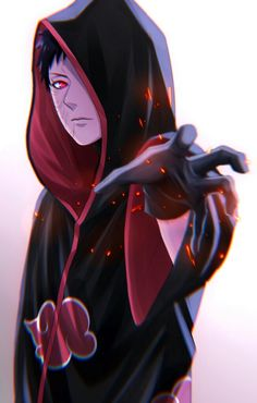 Find images and videos about naruto, akatsuki and obito on We Heart It - the app to get lost in what you love. Naruto Shippuden Sasuke, Naruto Kakashi, Anime Naruto, Wallpaper Naruto Shippuden, Naruto Wallpaper, Naruto Art, Boruto, Otaku Anime, Wallpapers Naruto