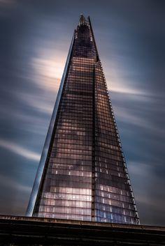 The Shard London by Rick McEvoy - Photo 127045395 - 500px