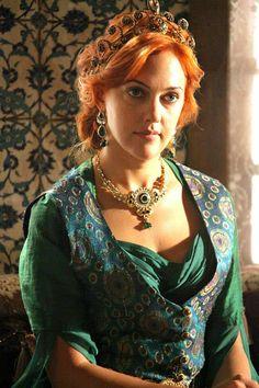 Muhtesem Yuzyil Dress, Hurrem Sultan