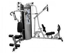Aparelho de Musculação Kikos 518 BL - 35 Opções de Exercícios