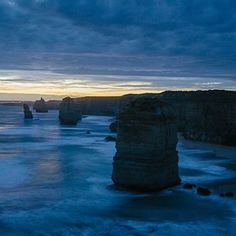 This shot was taken whilst listening to the ocean crash against the remaining apostles on the Great Ocean road.  #12apostles #thegreatoceanroad #thegreatoceandrive #seeaustralia #explorevictoria #naturephotography #ocean #adventure #wanderlust by annie.and.steven http://ift.tt/1ijk11S