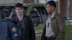 We always knew Portland officers were stars! 'Grimm' leans on Portland police for realism.