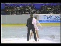 Gordeeva & Grinkov (RUS) - 1994 Canadian Professionals, Pairs' Artistic Program - YouTube