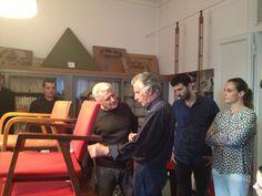 Tour Guide of Franco Albini Foundation